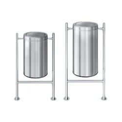 CLEAN IN Swing Dustbin with Pole