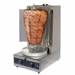 Gas, Electric Shawarma Machine