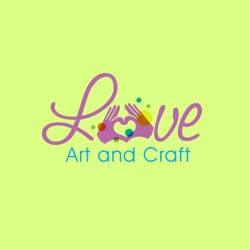Craft Logo Designing Service Picock Craft Logo Designing Service