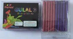 Param Gulal 3 Premium Dhoop Stick