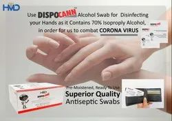 Dispocann Alcohol Swab