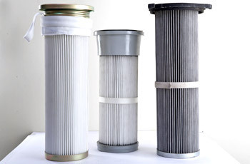 Pleated Dust Collector Filter Bag