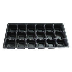 PVC Chocolate Blister Tray