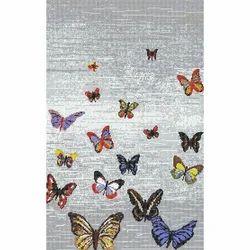 Butterfly Pattern Tile