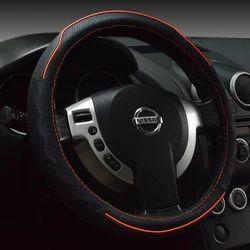Black Steering Wheel Covers