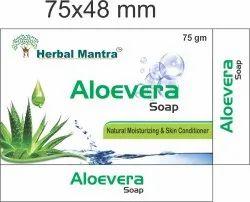 Herbal Mantra Aloe Vera Soap