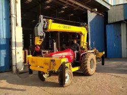 Tractor Mounted Crane