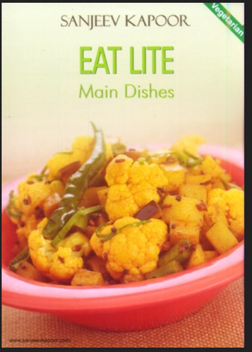 Eat lite main dishes book cooking receipe books pak vidhya pustak eat lite main dishes book forumfinder Choice Image