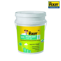Dr. Fixit Raincoat Cool Waterproofing Coating, Packaging Size: 4 and 20 litre