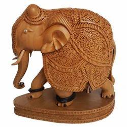 Wooden Paoti Elephant