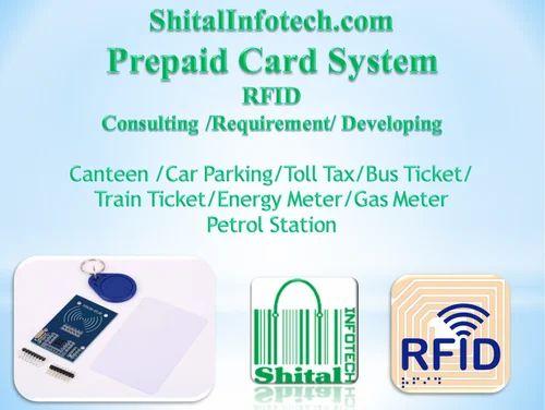 Prepaid Card System (rfid)