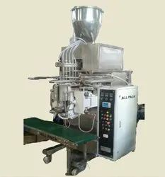 Six Track Liquor, Shampoo, Sauce, Oil Pouch Packing Machine