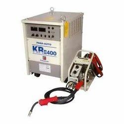 3 Phase Pana Auto KR II400 MIG/MAG Welding Machine