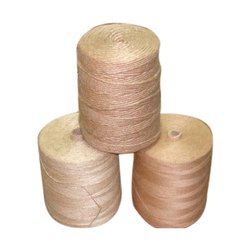 Brown Jute Yarn