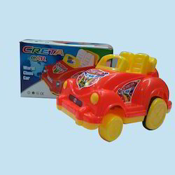 Plastic Creta Car Toys, for School/Play School
