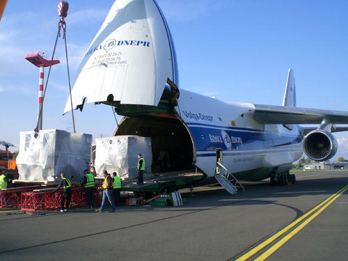 Special Cargo Handling Services Starting Location India