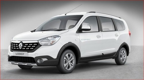 Image result for Renault lodgy