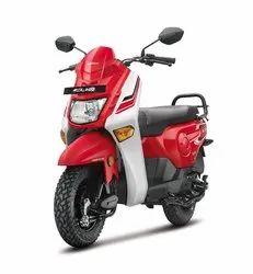 Honda CLIQ, Fuel Tank Capacity: 3.5L
