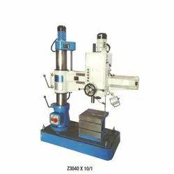 ZQ3040 X 10/1 Geared Radial Drill