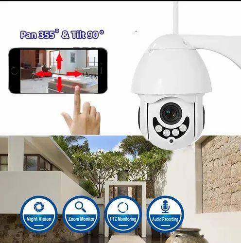 Feecom Wifi Wireless Smart Ptz Camera For Indoor Amp Outdoor