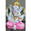 Clay Ganesh Statue