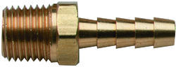 Male Brass Hose Nipple, Size: 3 inch, for Industrial