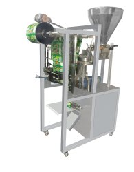 Automatic tea pouch packing machine