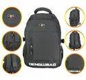 Black Shoulder Backpack