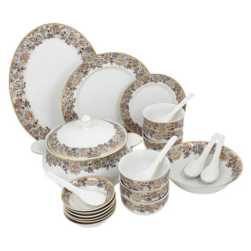 Designer Dinner Set  sc 1 st  IndiaMART & Designer Dinner Set at Rs 8000 /set | Ceramic Dinner Set | ID ...