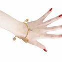 Charm Bracelet Jewelry Gold Plated 925 Silver Jewelry