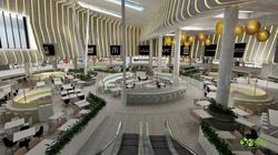 Stainless Steel Malls Designing Services