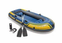Intex Challenger 3 Inflatable Boat for Three Persons