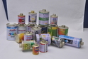 Tin Containers for Chemicals