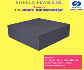 Flame Retardant Foam