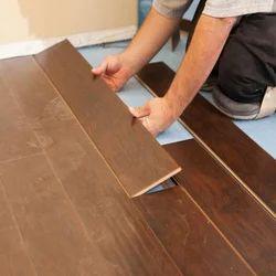Wooden Flooring Work