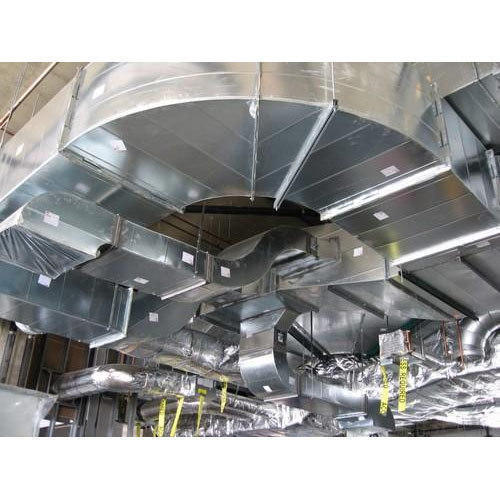 TDF Air Ducting System