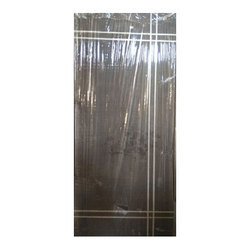Glossy Flush Door