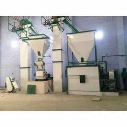 4-6 TPH Automatic Mash Feed Plant