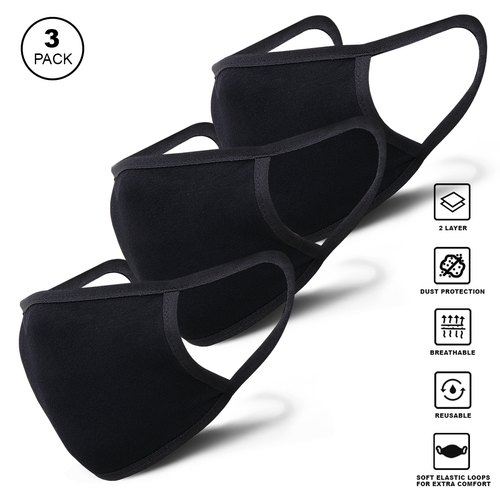 Pdpm Iconic Black (Pack Of 3)