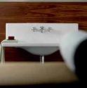 Hansgrohe White Bathroom Fittings