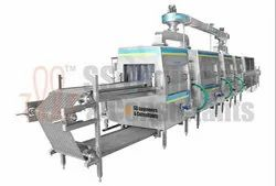 Industrial Parts Washer for Food Industries