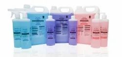 3 in 1 Disinfectant Chemicals