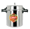High Performance Healthy Jumbo Pressure Cooker - 20 Ltr