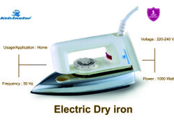 Electric Dry Iron for Home, Packaging Type: Box