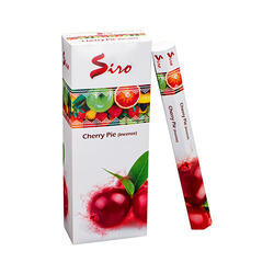 Cherry Pie Hexa Incense Stick