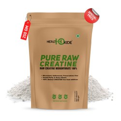 Raw Creatine Powder