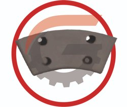 Press Segments Brake Linings