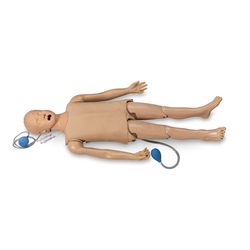 Basic Child Crisis Manikin With Advanced Airway Management