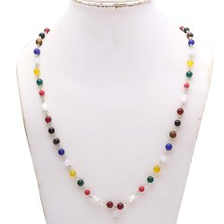 Navgrah/Navratan Mala or Necklace