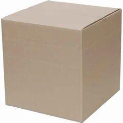 Kraft Paper Rectangle Packaging Cartons
